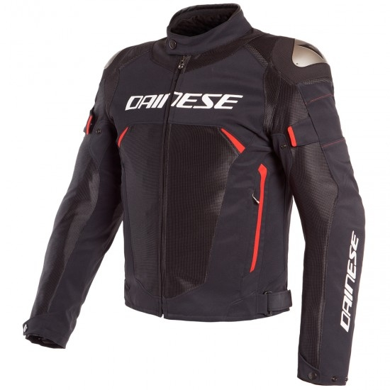 Jacke DAINESE Dinamica Air D-Dry Black / Black / Red