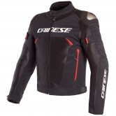 DAINESE Dinamica Air D-Dry Black / Black / Red