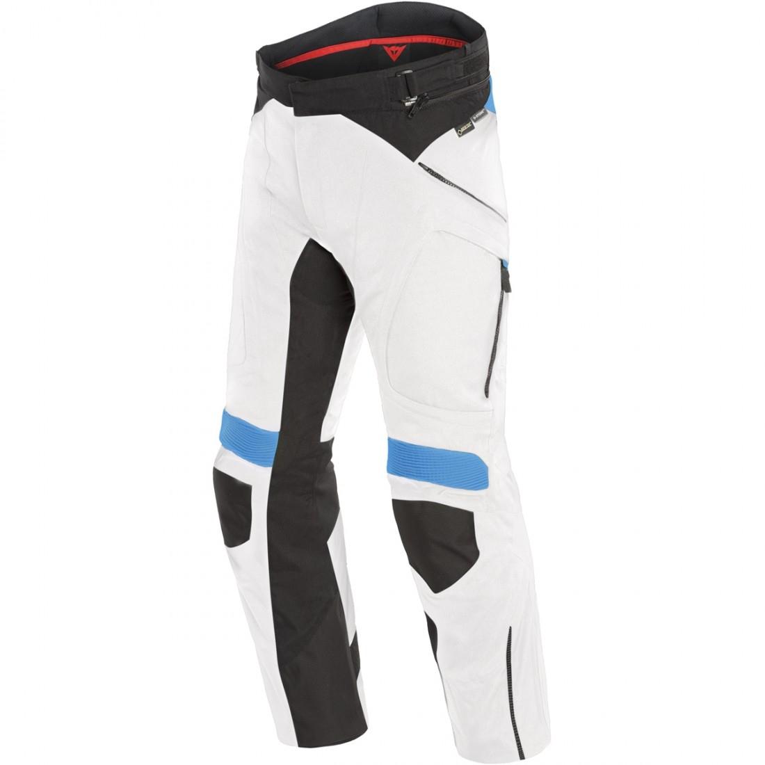 17b06d856 Pantalon DAINESE Dolomiti Gore-Tex Light Grey   Black   Electron Blue ·  Motocard