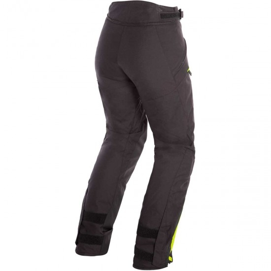 Pantalon DAINESE Tempest 2 D-Dry Lady Black / Fluo Yellow