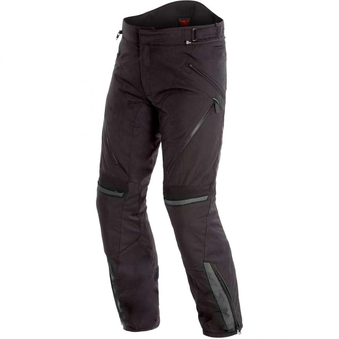 énorme réduction 42e92 3e99c Pantalon DAINESE Tempest 2 D-Dry Black / Ebony