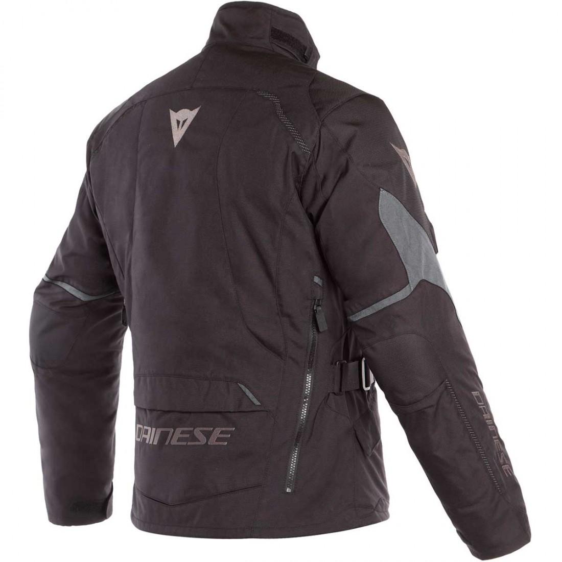 87c02ae11dec6 DAINESE Tempest 2 D-Dry Black / Ebony Jacket · Motocard