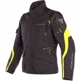 DAINESE Tempest 2 D-Dry Black / Fluo Yellow