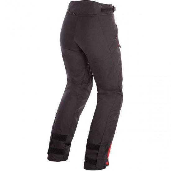 Pantalon DAINESE Tempest 2 D-Dry Lady Black / Tour Red