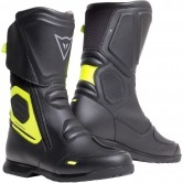 DAINESE X-Tourer D-WP Black / Fluo-Yellow