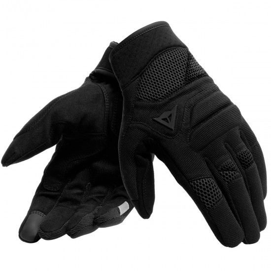 DAINESE Fogal Black / Black Gloves