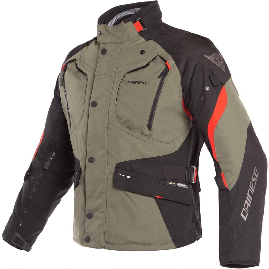 günstig kaufen offiziell abholen Jacke DAINESE Dolomiti Gore-Tex Grape-Leaf / Black / Red