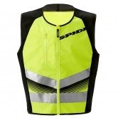 SPIDI HV Vest Light Yellow Fluo