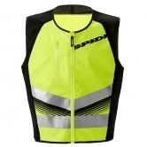 SPIDI HV Vest Light Yellow Fluo