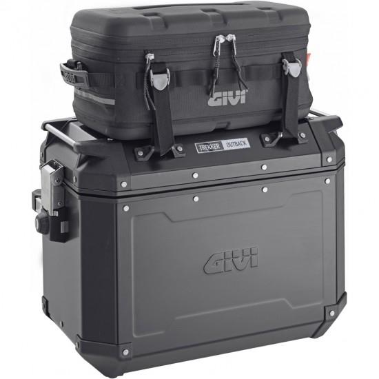Koffer GIVI Trekker Outback 48 Black Line Monokey Cam-side Pack 2