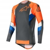 Supertech 2019 Anthracite / Orange Fluo