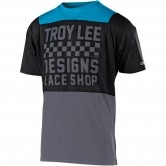 TROY LEE DESIGNS Skyline Junior Checker Blue / Black