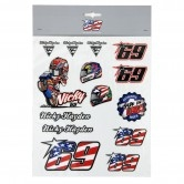 GP APPAREL Nicky Hayden 69 1854004