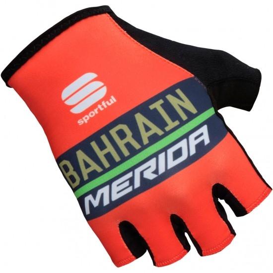 Guanto MERIDA Bahrain 2018 Race Team Red