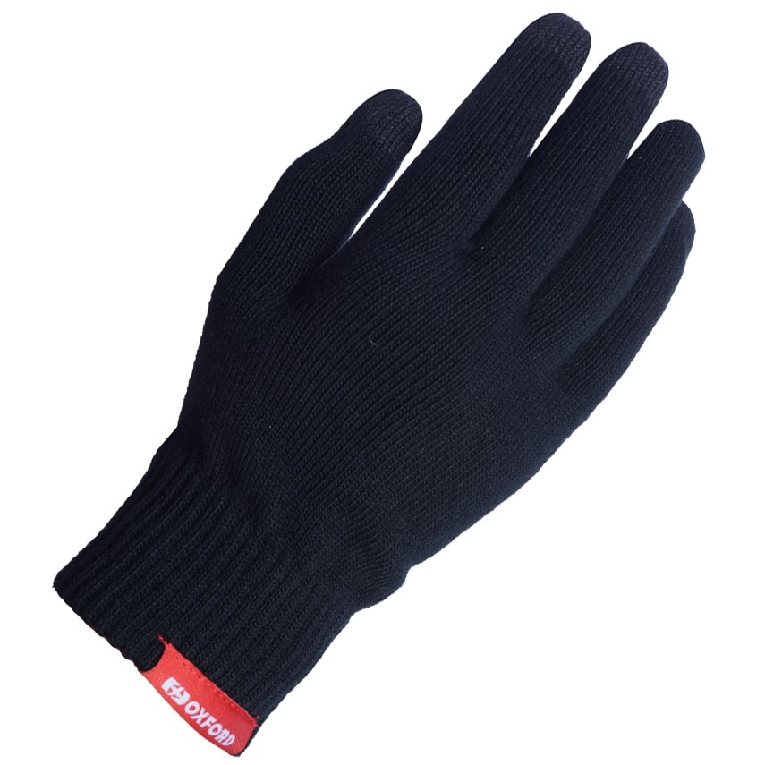 Oxford Thermolite Inner Gloves Large with Touch Screen Fingers