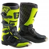 GAERNE SG-J Junior Black / Yellow Fluo