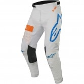 ALPINESTARS Racer Tech 2019 Atomic Cool Grey / Mid Blue / Orange Fluo