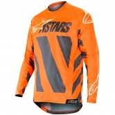 ALPINESTARS Racer 2019 Braap Anthracite / Orange Fluo / Sand