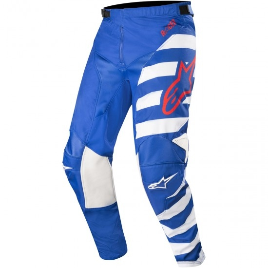 Hose ALPINESTARS Racer 2019 Braap Blue / White / Red