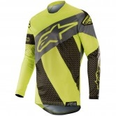 ALPINESTARS Racer Tech 2019 Atomic Black / Yellow Fluo / Grey