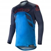 ALPINESTARS Racer Tech 2019 Compass Dark Navy / Mid Blue / Burgundy