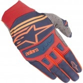 ALPINESTARS Techstar 2019 Dark Blue / Red / Tangerine