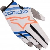 ALPINESTARS Radar 2019 Cool Grey / Blue / Orange Fluo
