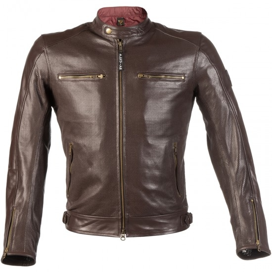 BY CITY Street Cool Brown Jacket