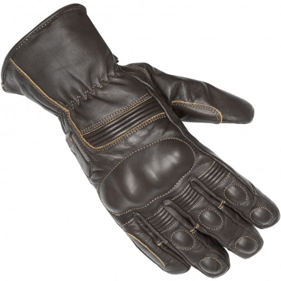 BY CITY Fuel Brown Gloves