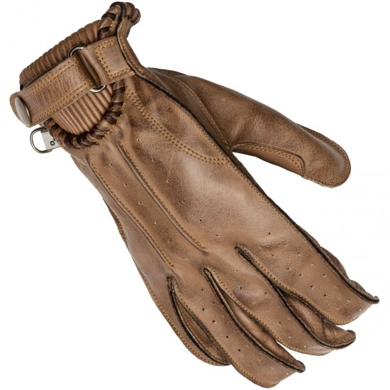 BY CITY Second Skin Mustard Gloves