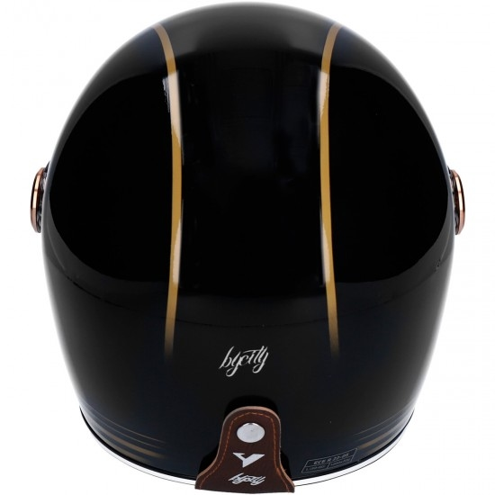 Casco BY CITY Roadster Gold / Black