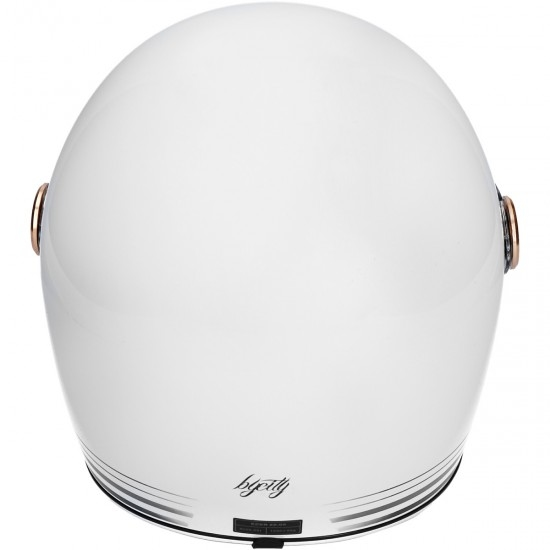 Helm BY CITY Roadster White