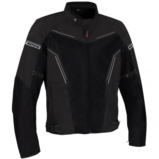 Chaqueta BERING Cancun Black / Grey
