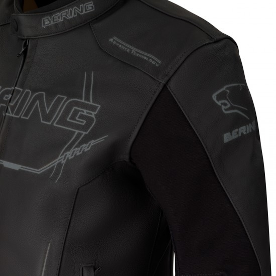 Chaqueta BERING Forcio Black / Grey