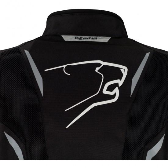 BERING Mistral Black / White Jacket
