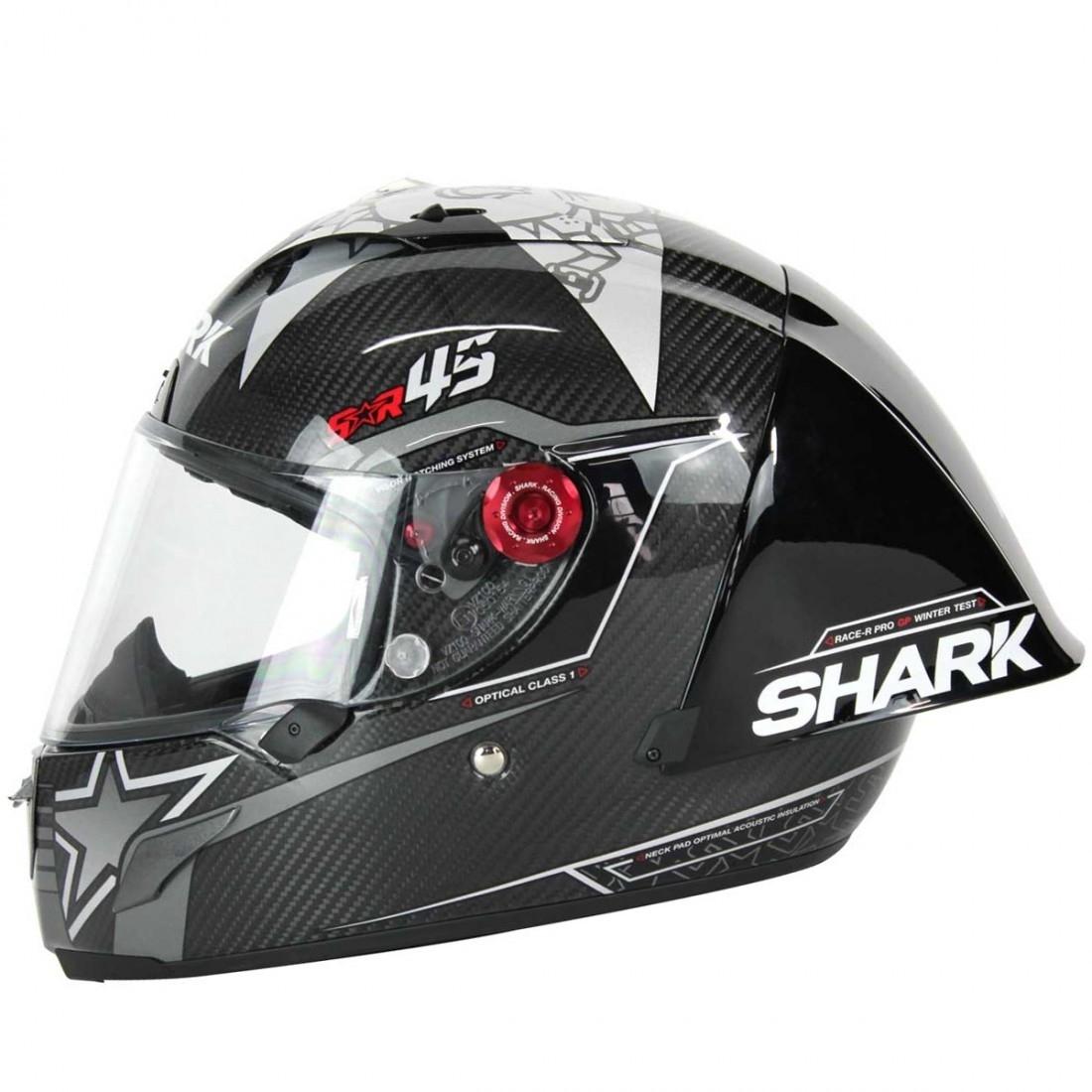 shark race r pro gp redding winter test limited edition. Black Bedroom Furniture Sets. Home Design Ideas