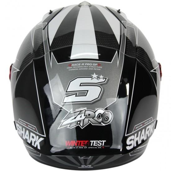 SHARK Race-R Pro GP Zarco Winter Test Limited Edition Helmet