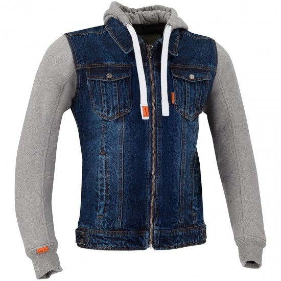 SEGURA Kurt Blue / Grey Jacket