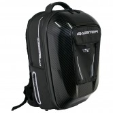 BAGSTER Carbonrace Back Black