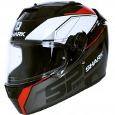 SHARK Speed-R SE Sauer Black / Anthracite / Red