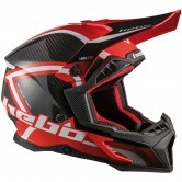 HEBO Legend Carbon Red