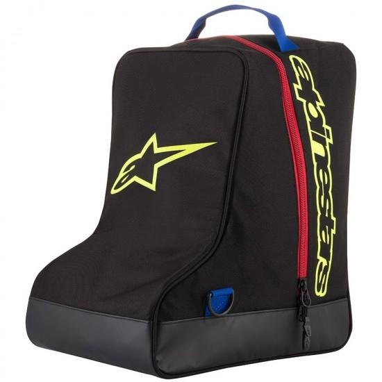 Bolsa ALPINESTARS Boot Black / Blue