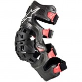 ALPINESTARS Bionic-10 Carbon Left Black / Red