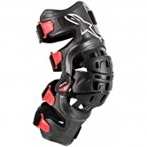ALPINESTARS Bionic-10 Carbon Right Black / Red
