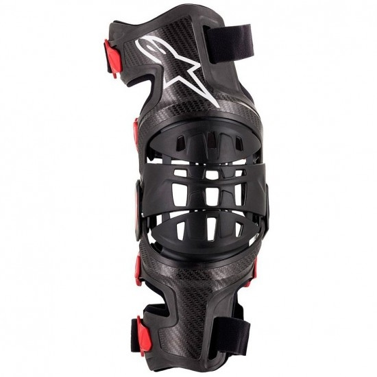 ALPINESTARS Bionic-10 Carbon Right Black / Red Protection