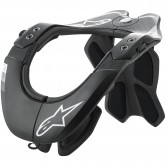 ALPINESTARS BNS Tech-2 Black / Cool Grey