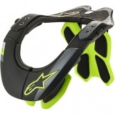 ALPINESTARS BNS Tech-2 Black / Yellow Fluo