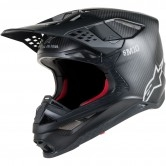 Supertech S-M10 Solid Black Matt Carbon