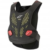 ALPINESTARS Sequence Chest Anthracite / Red