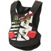 ALPINESTARS Sequence Chest Black / White / Red